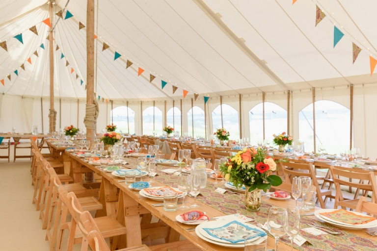 Cornwall Marquee Hire wedding marquees