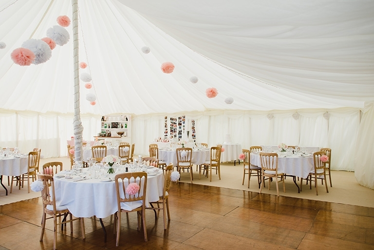 Have your Absolute Canvas wedding marquee at Roscarrock in Cornwall.