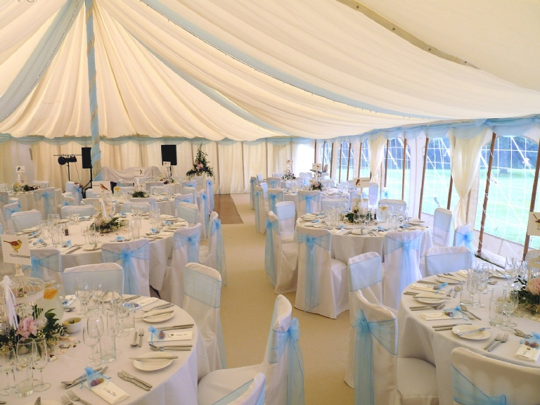 Have your Absolute Canvas wedding marquee at Mesmear in Cornwall.