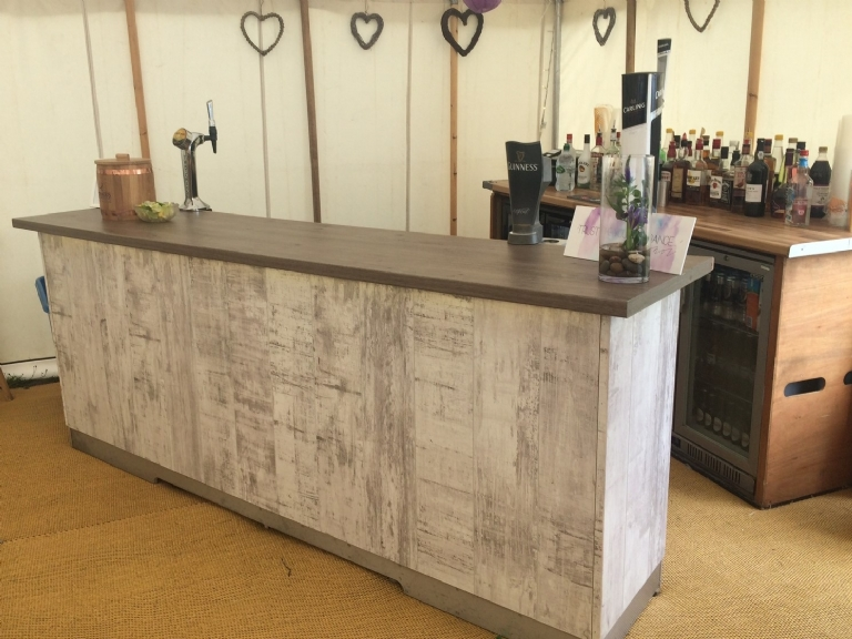 Cornwall Marquee Hire Bar Hire