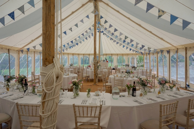 Cornwall Marquee Hire Furniture Hire