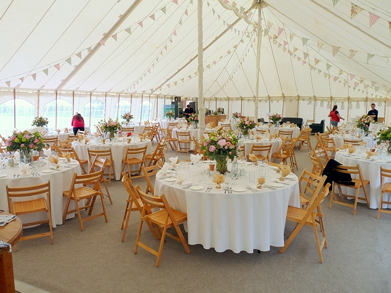 Cornwall Marquee Hire Andy & Lamorna
