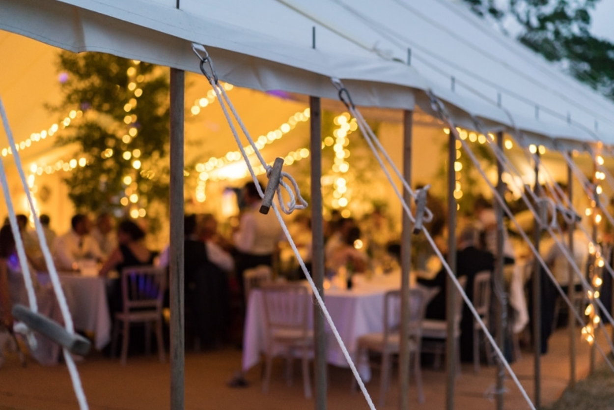 Cornwall Wedding Marquees