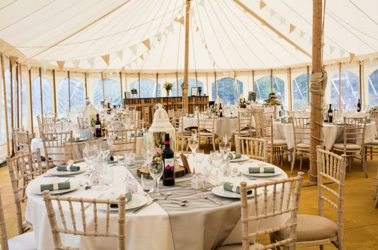 Absolute Canvas Cornwall Wedding Marquees our services
